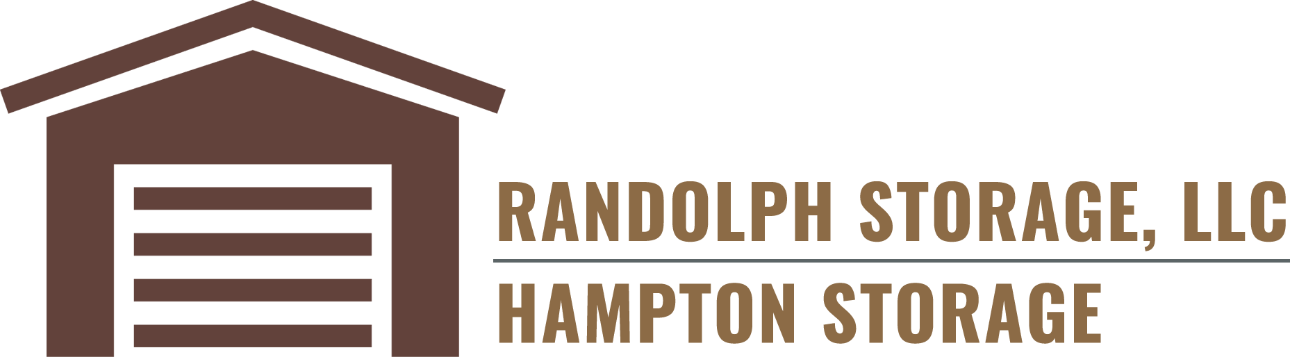Garage Icon | Randolph Storage, LLC & Hampton Storage